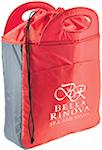 Resort Cooler Tote Drawstring Bags